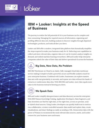 IBM Solution Sheet