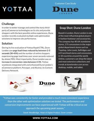 Case Study: Dune London