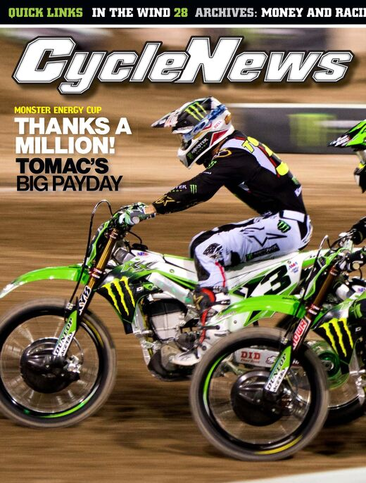 Cycle News Issue 41 October 16