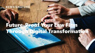 Law Firm Digital Transformation Guide 2018
