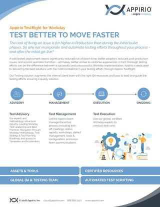 TestRight for Workday