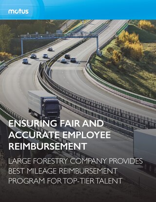 Large Forestry Company Ensures Fair and Accurate Employee Reimbursement