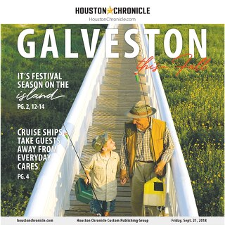 2018 Discover Galveston Fall issue