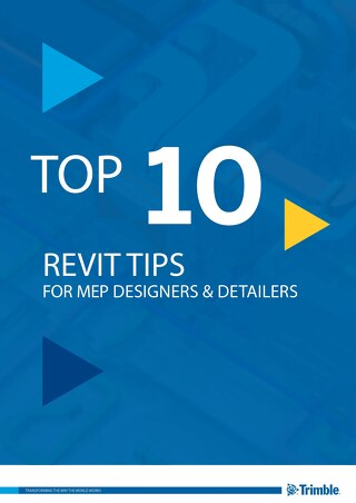 Top 10 Revit Tips for MEP Engineers