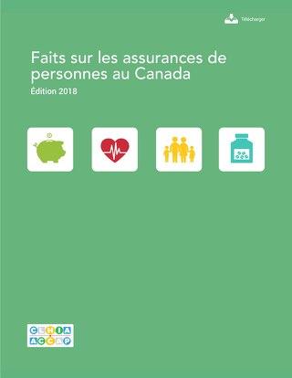 Faits sur les assurances de personnes au Canada, 2018