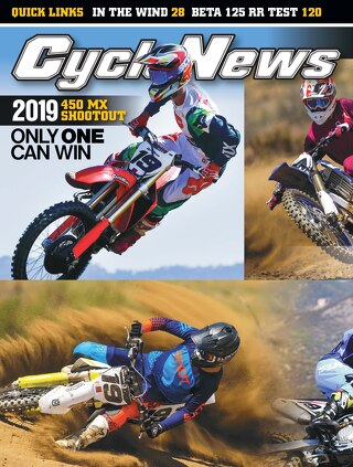 Cycle News Issue 38 September 25