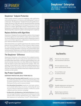 DeepArmor Enterprise