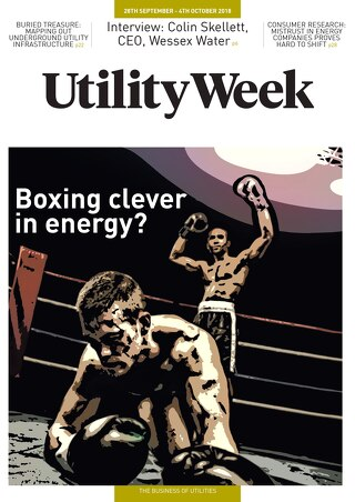 Utility Week 28th September 2018