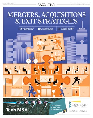 Mergers, Acquisitions & Exit Strategies 2018