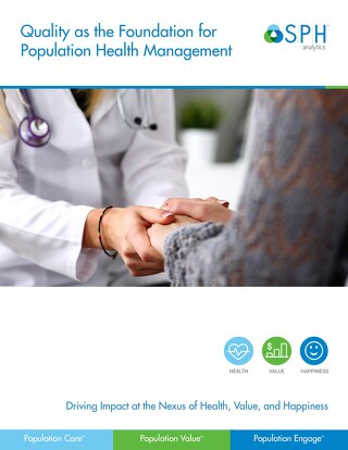 Brochure - Quality as Foundation for PHM