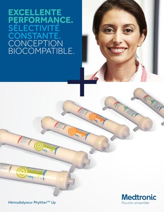 Excellente performance. Sélectivité constante. Conception biocompatible.