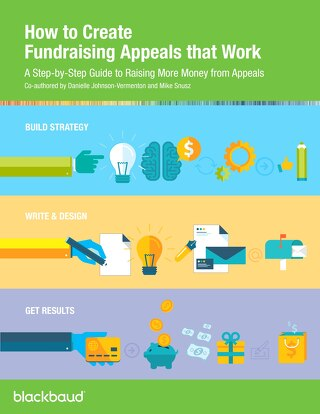 eBook: How to Create Fundraising Appeals that Work