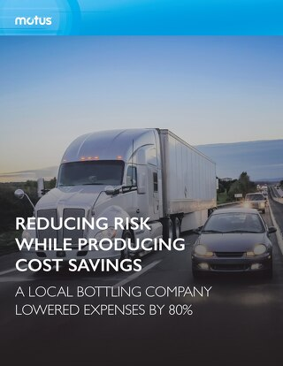 Local Bottling Company Reduced Risk While Producing Savings
