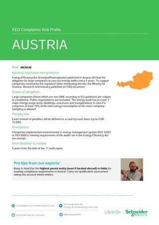 Austria EED Risk Profile