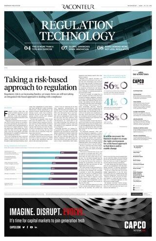 Regulation Technology 2018