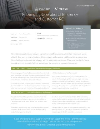Maximizing Operational Efficiency and Customer ROI