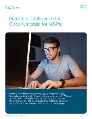 Umbrella for MSPs - Predictive Intelligence