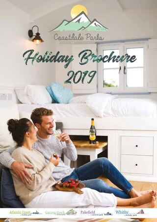 Coastdale Parks 2019 Holiday Brochure