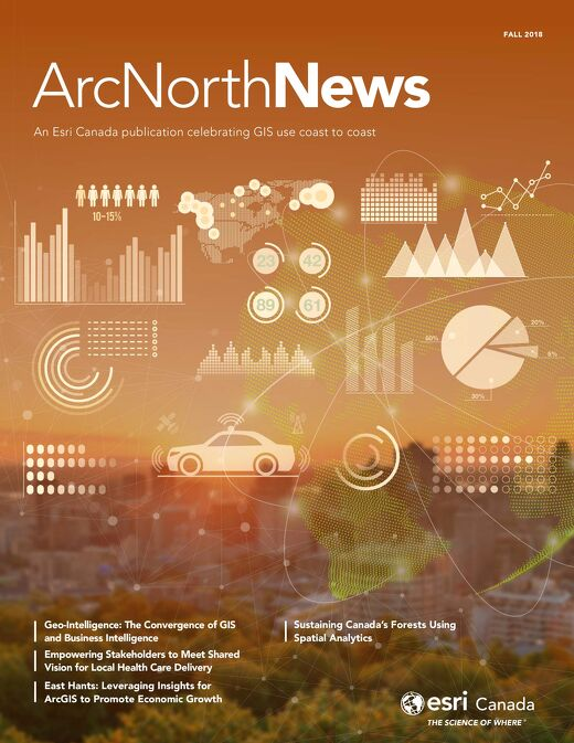 ArcNorth News - automne 2018