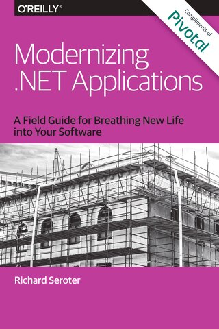 Modernizing .NET Applications