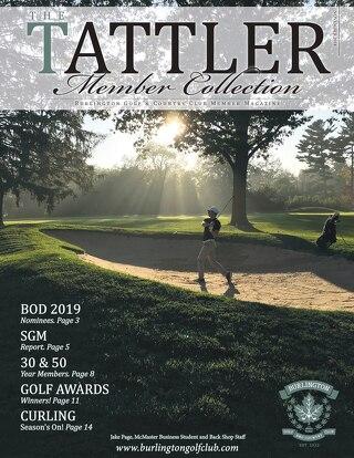 Tattler ~ NOVEMBER 2018