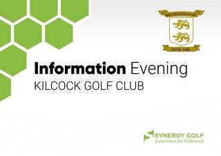 Kilcock Golf Club - Information Meeting Presentation