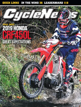 Cycle News Issue 44 November 6