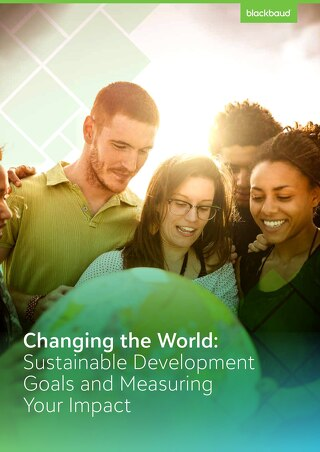 Sustainable Development Goals & Your Non-Profit