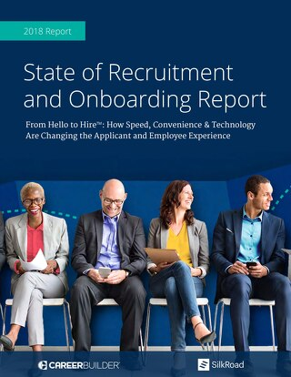State of Recruiting and Onboarding Report