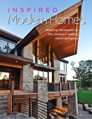 Inspired MODERN HOMES Book Preview