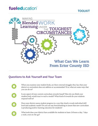 Ector County ISD Blended Learning Toolkit