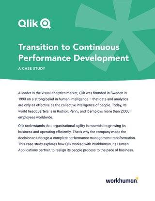 Case Study: Qlik