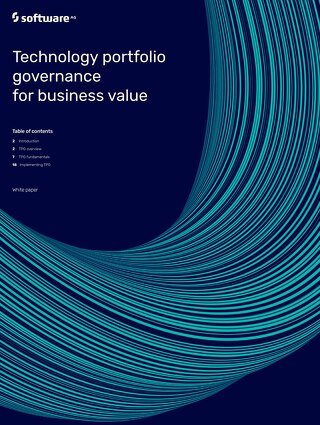 Technology Portfolio Governance for Business Value