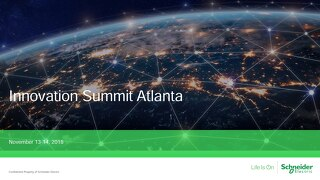 Innovation Summit Atlanta - ESS for Investors