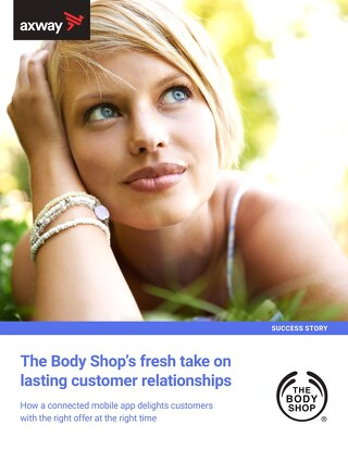 The Body Shop's fresh take on lasting customer relationships