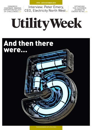 Utility Week 19th October 2018