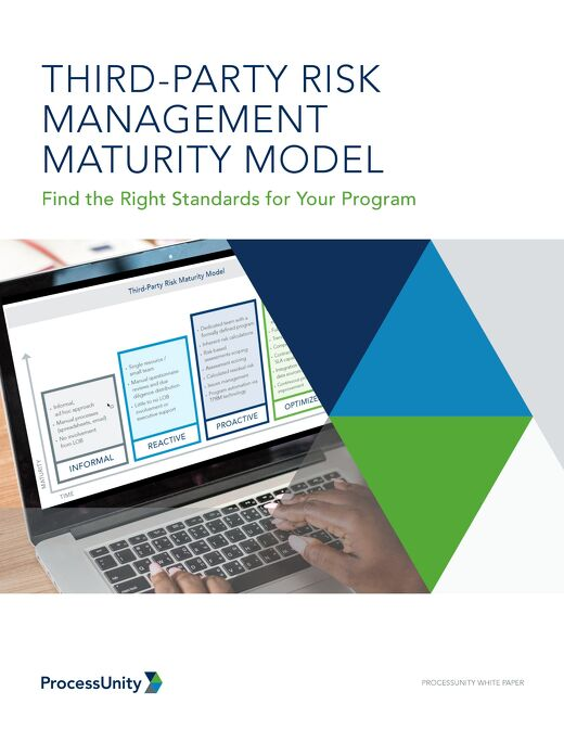 Third-Party Risk Management Maturity Model