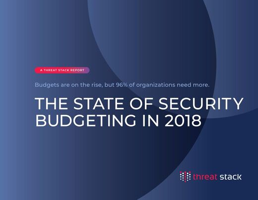 The State of Security Budgeting in 2018