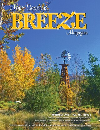 Four Seasons Breeze November 2018