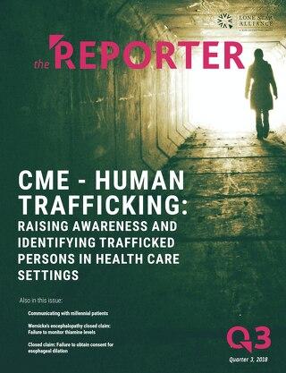 Lone Star Reporter Quarter 3 2018
