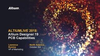 Announcing Altium Designer 19