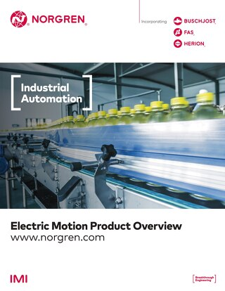 Electric Motion Catalog