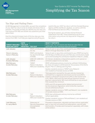 2017 Tax Guide
