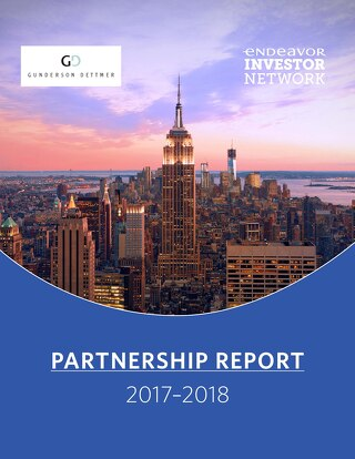 Gunderson Dettmer Partnership Report 2018