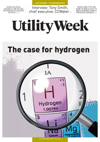 Utility Week 26th October 2018