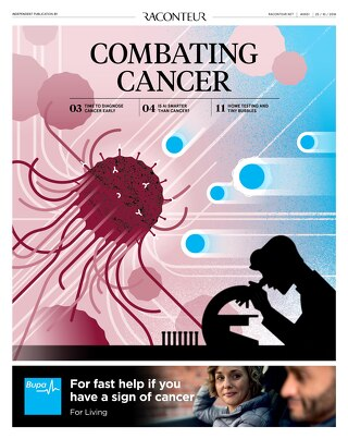 Combating Cancer 2018