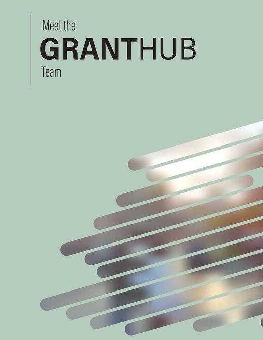 GrantHub Meet the Team