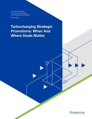 Turbocharging Strategic Promotions