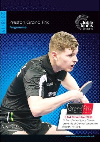 Preston Grand Prix 2018-19
