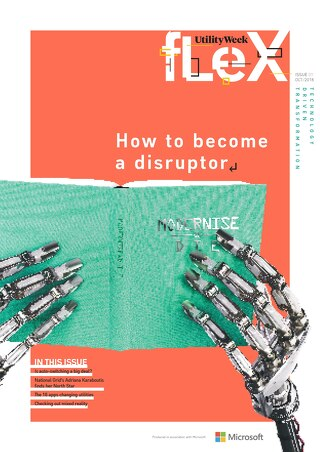 Flex Issue 01 October 2018